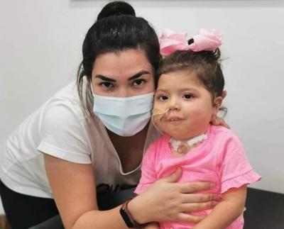 La pequeña Bianca y su asombrosa recuperación