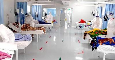 La Nación / Covid: 2.162 nuevos casos y 87 fallecidos, este sábado