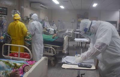 Sin camas para cumplir con amparos a favor de pacientes con covid-19