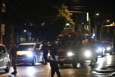Nuevas restricciones por COVID-19: policías y militares volverán a salir a las calles