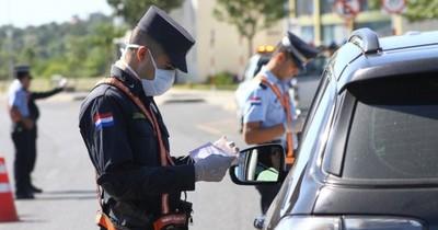 La Nación / Policías, militares y Senad harán controles para cumplir restricciones establecidas