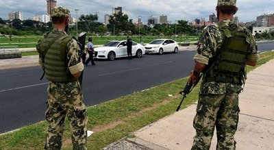Medidas Estrictas: Gobierno anuncia controles con patrulla y militares