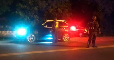 Caminera demoró más de 600 vehículos por infracciones varias en la semana