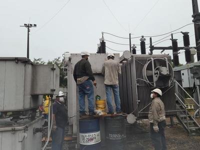 ANDE avanza en puesta en funcionamiento de planta generadora de oxígeno en ACEPAR