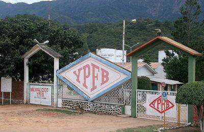 La estatal YPFB inicia la perforación de un pozo en el este de Bolivia