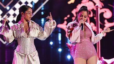 Natti Natasha y Becky G redefinen el feminismo en el reggaetón