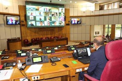 Senado: Este año no correría alianza entre el oficialismo y Frente Guasu