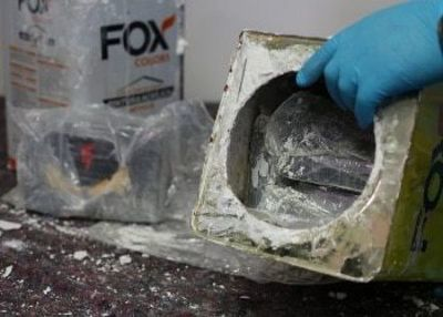 Paraguay se posiciona como gran exportador de cocaína hacia Europa