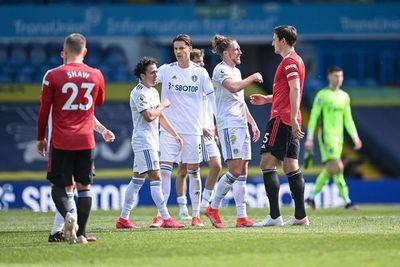 El United empata sin goles con el Leeds