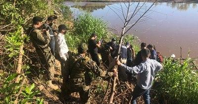 La Nación / Restos humanos en Horqueta: descartan que pertenezcan a uno de los secuestrados