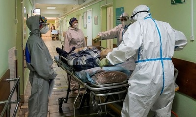 Dia Negro: Reportan 98 fallecidos, cifra récord desde el inicio de la pandemia