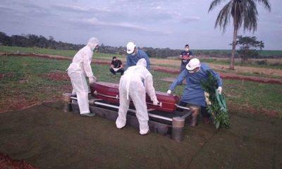98 fallecidos por Covid, cifra récord desde el inicio de la pandemia