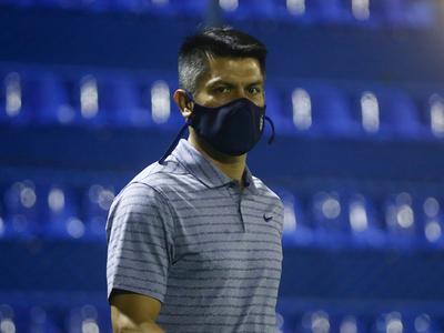 Gustavo Florentín es nuevo entrenador de The Strongest
