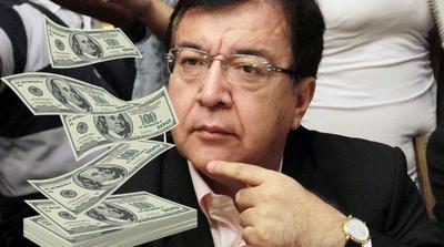 Nicanor repartió millones del dinero de Yacyretá a periodistas y medios