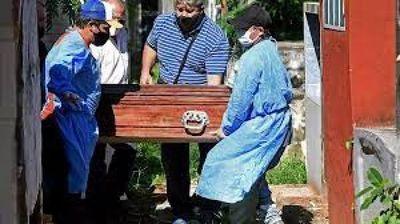 Salud reporta 98 muertes y 1.786 nuevos contagios de Covid-19