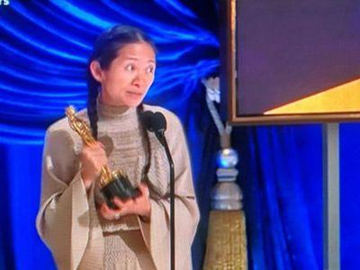 Nomadland fue la principal ganadora de   Oscar 2021