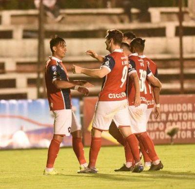 Cerro Porteño se recupera y sonríe en Guairá