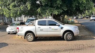 En Brasil la Itaipú REDUCE su PARQUE AUTOMOTOR y en Paraguay lo AUMENTA