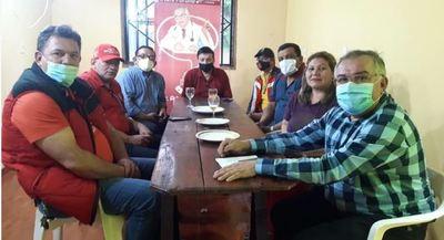 Equipo de Hernandarias Honesta se reúne para planificar trabajos