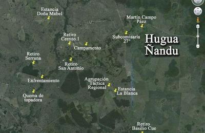 Atacaron una estancia en Hugua Ñandu – Prensa 5
