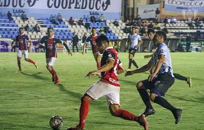 Apertura: con lo mínimo, Cerro se impuso ante Guaireña