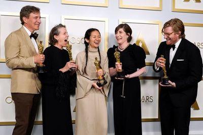 'Nomadland', la gran ganadora de los Premios Oscar