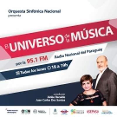 OSN recordará a grandes exponentes de la música paraguaya