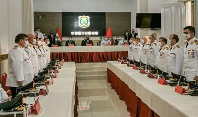 Instalan Tribunal de Calificaciones para tratar ascensos póstumos de policías fallecidos por covid-19