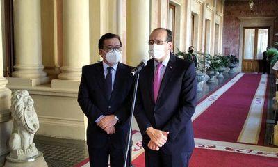 Fondos sociales: «Menos campaña y más decisión política», dice Duarte Frutos