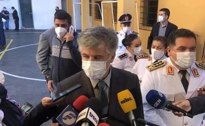 Giuzzio promete reforzar controles policiales para frenar fiestas clandestinas