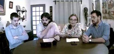 """""""Los artículos de Santiago de aquella época son muy actuales"""", afirma esposa de Leguizamón"""