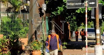 La Nación / Familiares piden justicia para Santiago Leguizamón a 30 años de su asesinato