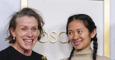 La Nación / Frances McDormand, la cuarta mujer en ganar tres Óscar