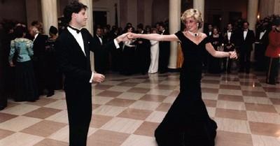 """John Travolta aún se emociona al recordar su baile con Diana de Gales: """"Fue como un cuento de hadas"""""""