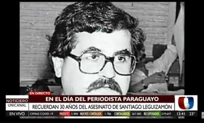 "Crimen de Santiago Leguizamón: ""30 años de impotencia e impunidad"""