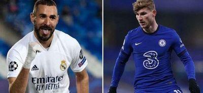 El Real Madrid y el Chelsea, listos para la primera semifinal de la Champions