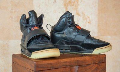 ¿Pagarías más de 1 millón de dólares por zapatos deportivos?