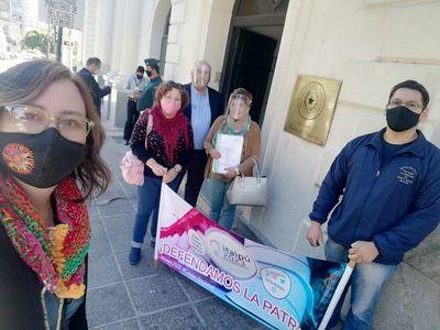 "Campaña ""Itaipú 2023 Causa Nacional"" entregó a Cancillería sus criterios para la revisión del Anexo C"