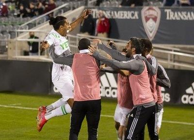 Versus / Dos paraguayos, en el equipo de la semana en la MLS