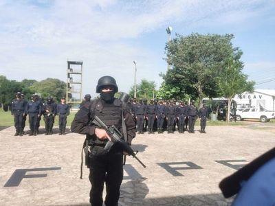 Covid-19: Comandante pide 11.000 vacunas para policías