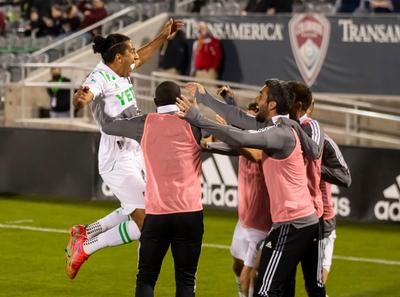 Cecilio Domínguez y Jesús Medina se destacan en la MLS