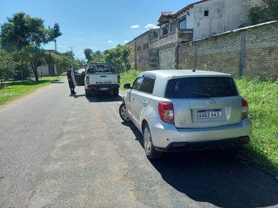 Delincuentes asaltan a cajero de cooperativa en Limpio