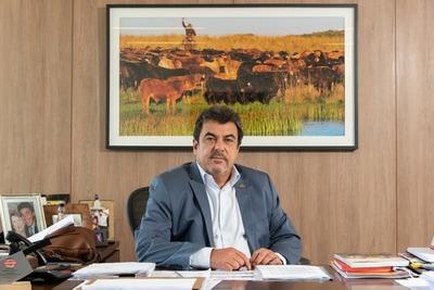 """""""Abrimos las puertas en el mercado internacional de bonos, no solo para nosotros sino para Paraguay"""""""