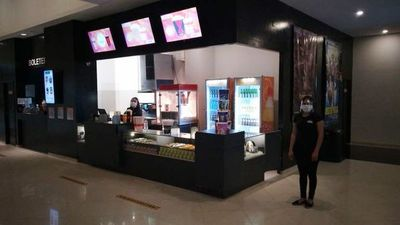 Varios cines se cierran ante las restricciones