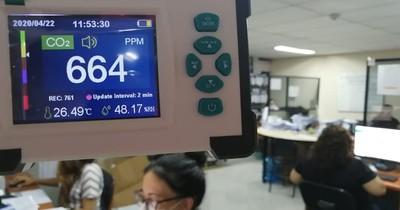 La Nación / COVID-19: para reducir riesgo de contagio, ventilar ambientes es clave