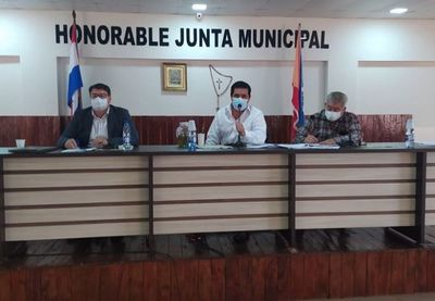 "Junta Municipal  declara  ""Emergencia Sanitaria"""