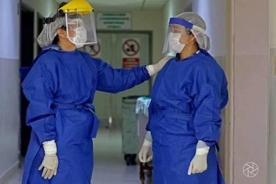 Suman 58 enfermeras fallecidas por COVID-19 – Prensa 5