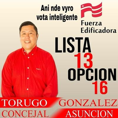 Conocé a tu candidato: Víctor Hugo González (Pre Candidato a Concejal de Asunción – ANR)