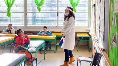 Uruguay anunció el retorno gradual de las clases presenciales desde el próximo lunes