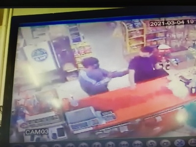 Detienen e imputan a un hombre que asaltaba comercios